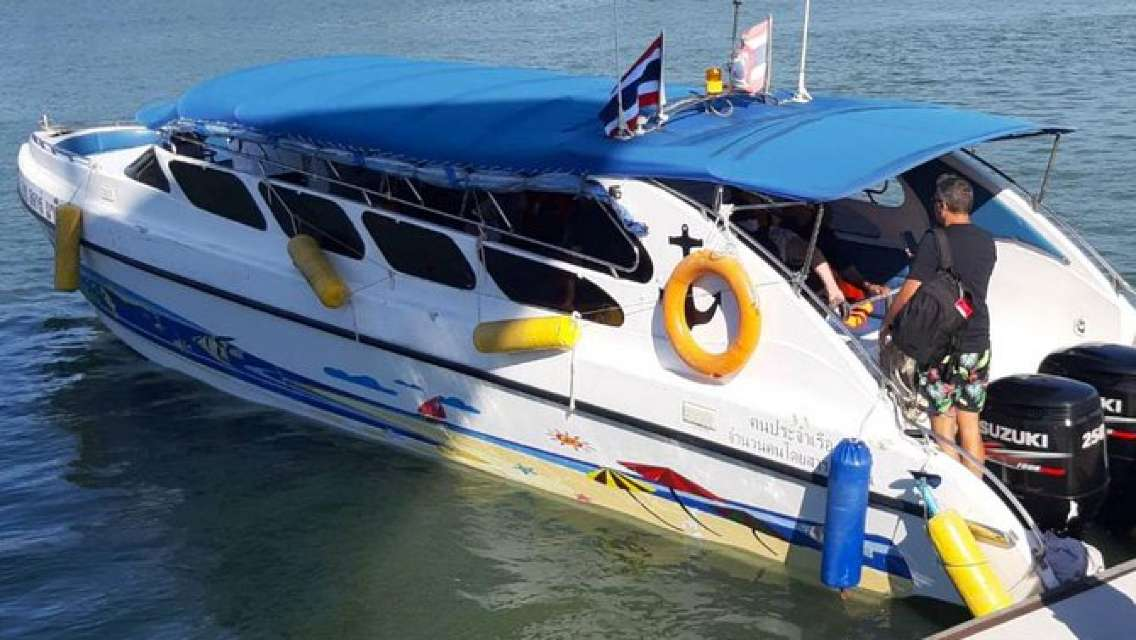 Private Speed Boat Phi Phi Islands Fully Customized Tour