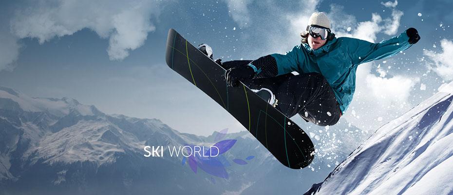 韓國滑雪丨江原道滑雪場自訂包車遊 - 10小時