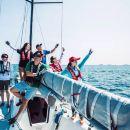 大連聖亞海洋世界+星海廣場帆船駕駛體驗+濱海路+東方威尼斯水城一日遊(買大贈小)