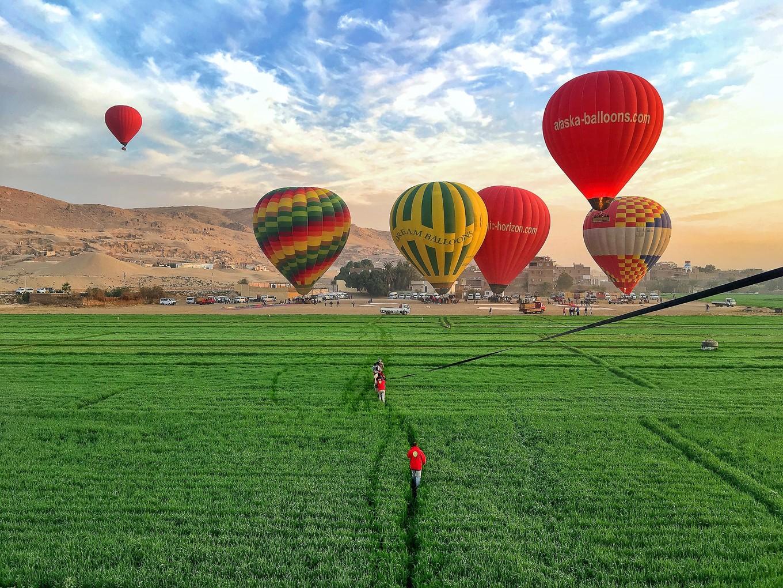 Luxor Hot Balloon