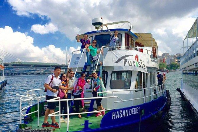 Bosphorus Sightseeing Boat Cruise