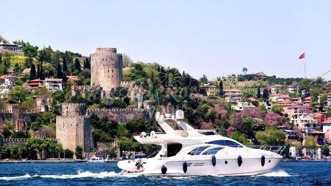2-Hour Bosphorus Yacht Cruise with Transfers