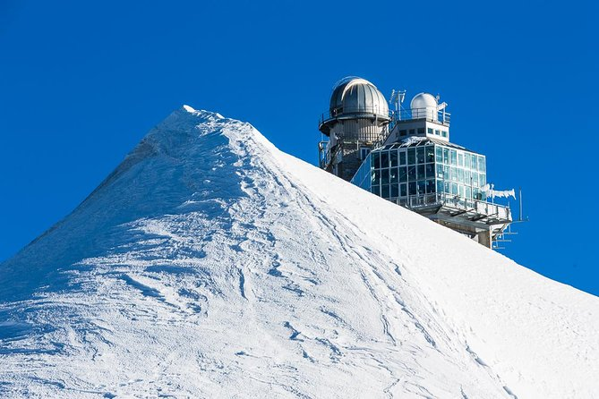 Jungfraujoch Top of Europe Private Photo Tour from Grindelwald