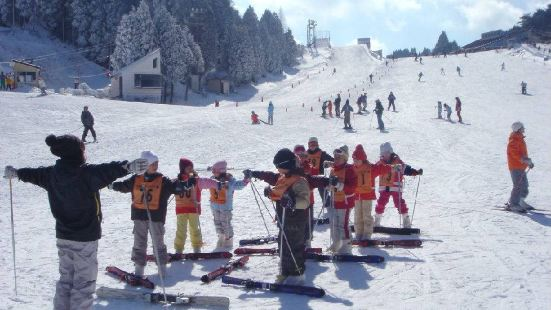 Rokkosan Ski Area