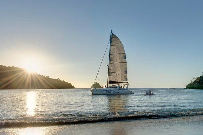 Sunset Catamaran from Flamingo Guanacaste