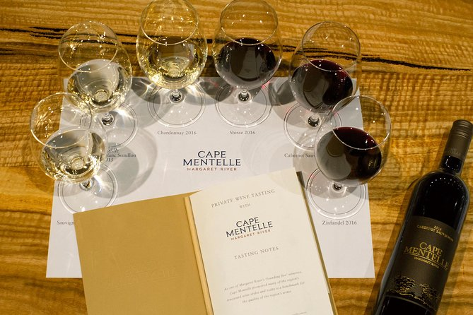 Private Wine Tasting in Barrel Hall