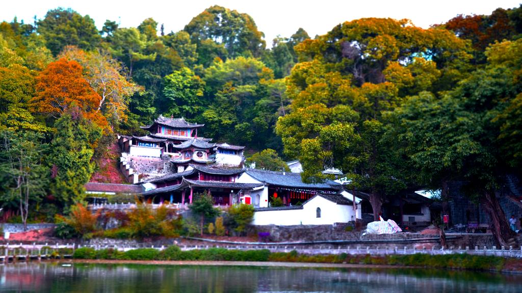 Heshun Ancient Town