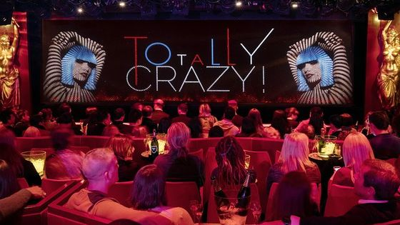 Paris Crazy Horse Cabaret Show with Champagne or Drinks