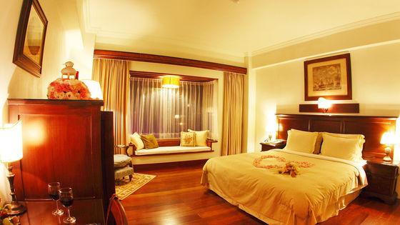 宜蘭香格里拉冬山河渡假飯店 住宿券+早餐(豪華雙人房)