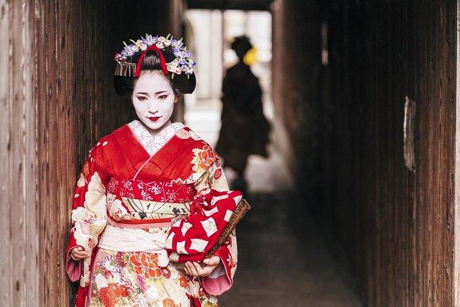 京都の祇園と鴨川のイブニングフードツアー。