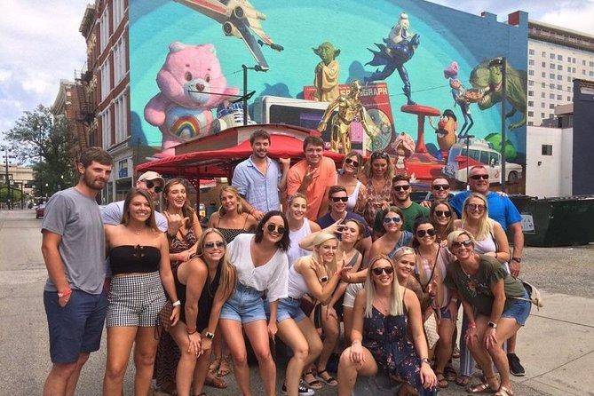 Cincinnati Mural Tour