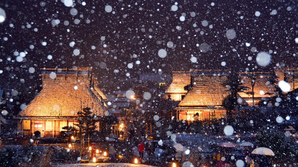 京都+美山町北村+雪燈廊+雪燈廊一日遊(提前火爆預售 浪漫冬季特選)
