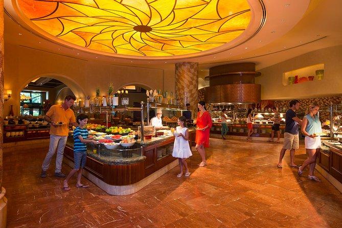 Atlantis the Palm Dinner Buffet