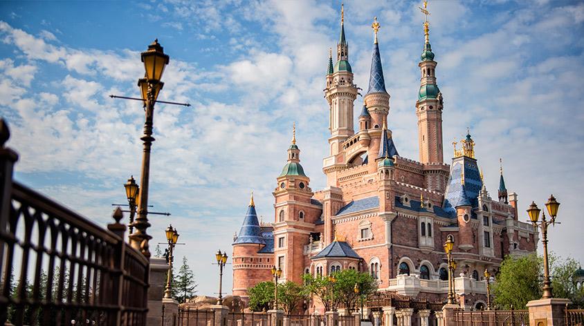 Shanghai Disneyland Ticket