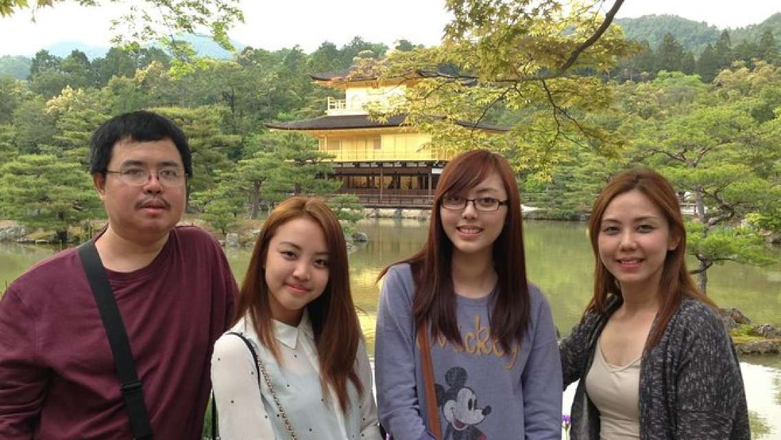 Kyoto private tour from Osaka(Shore excurtion available from Osaka or Kobe port)