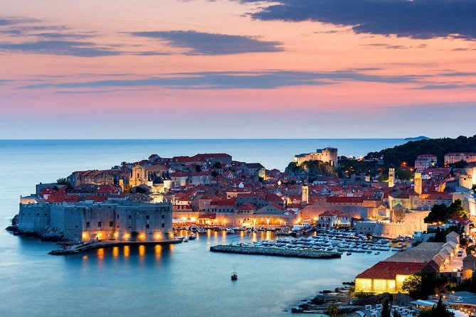 Makarska to Dubrovnik Private One-Way Transfer