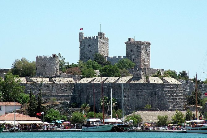 Private Bodrum Shore Excursion with Etrim Village