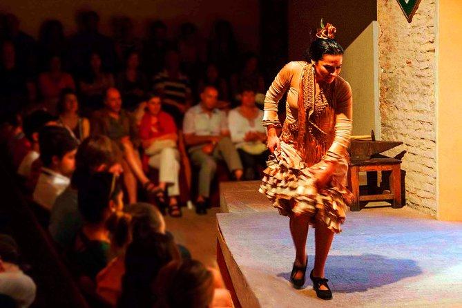 Flamenco Evening Show at Casa de la Memoria Ticket