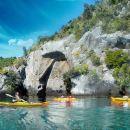 Half-Day Kayak to the Maori Rock Carvings in Lake Taupo