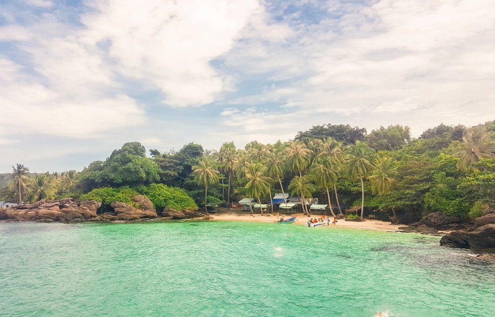 푸꾸옥 3개섬 호핑 투어