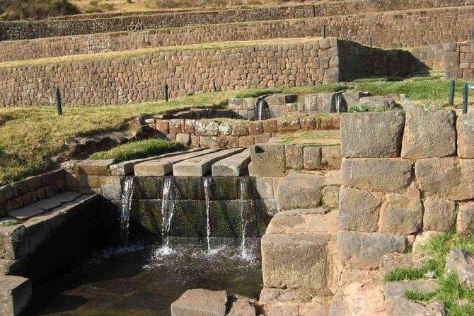 A HALF DAY - SOUTHERN VALLEY TOUR Tipon Pikillacta & Andahuaylillas