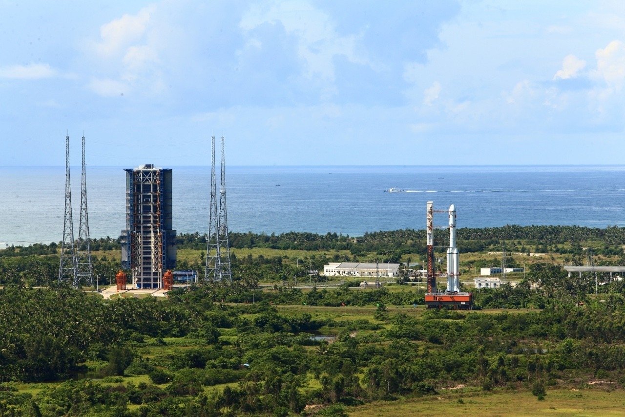 Wenchang Satellite Launch Center/WSLC