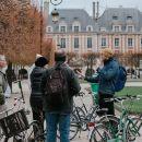 ヒドゥン・パリ:自転車デイツアー