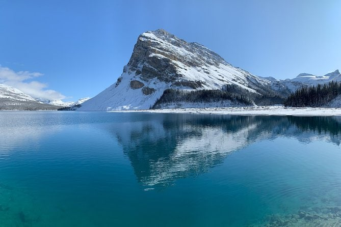 Private Tour of Lake Louise and the Icefield Parkway for up to 13 guests