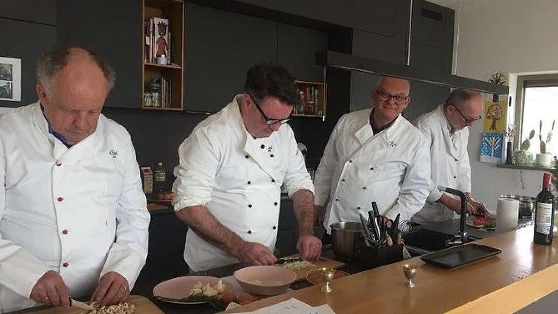 Cooking Class in Vilnius