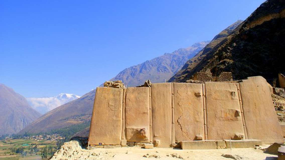 Day Tour of Ollantaytambo from Cusco