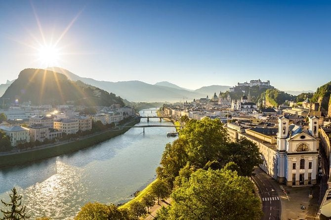 Austrian Lakes and Salzburg Full Day Private Tour from Vienna