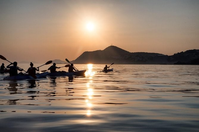 Sunset Sea Kayaking and Wine Tasting Tour Dubrovnik