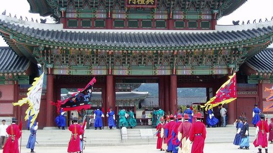 Layover Tour from Incheon Airport to Seoul