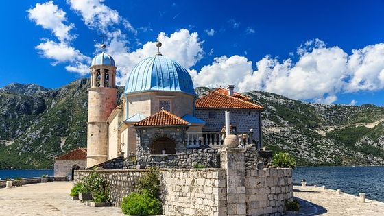 Private Tour: Perast with Our Lady of the Rocks and Walking Tour of Kotor