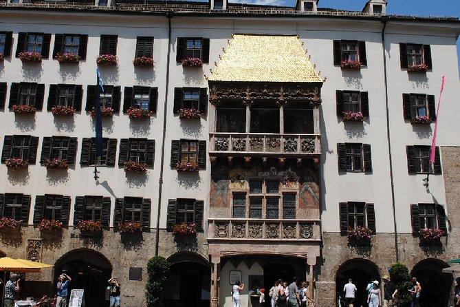 Innsbruck and Swarovski Crystal World Private Tour from Salzburg