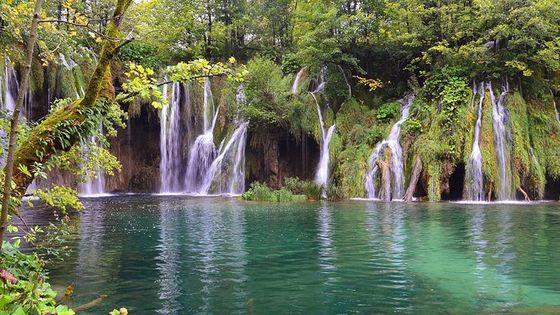 Private Plitvice lakes and Rastoke_tickets included