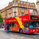 City Sightseeing Dublin Hop-On Hop-Off Bus Tour