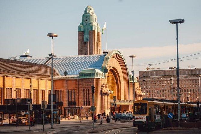 Helsinki Airport Layover Sightseeing Tour