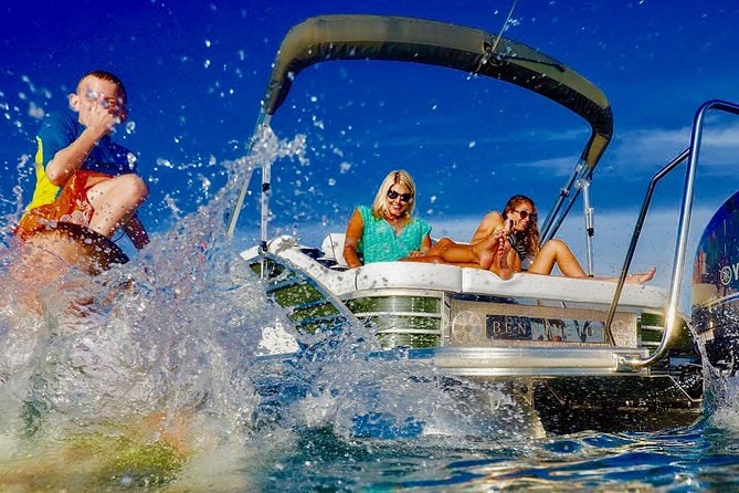Crab Island 10 Passenger Pontoon Boat Rentals