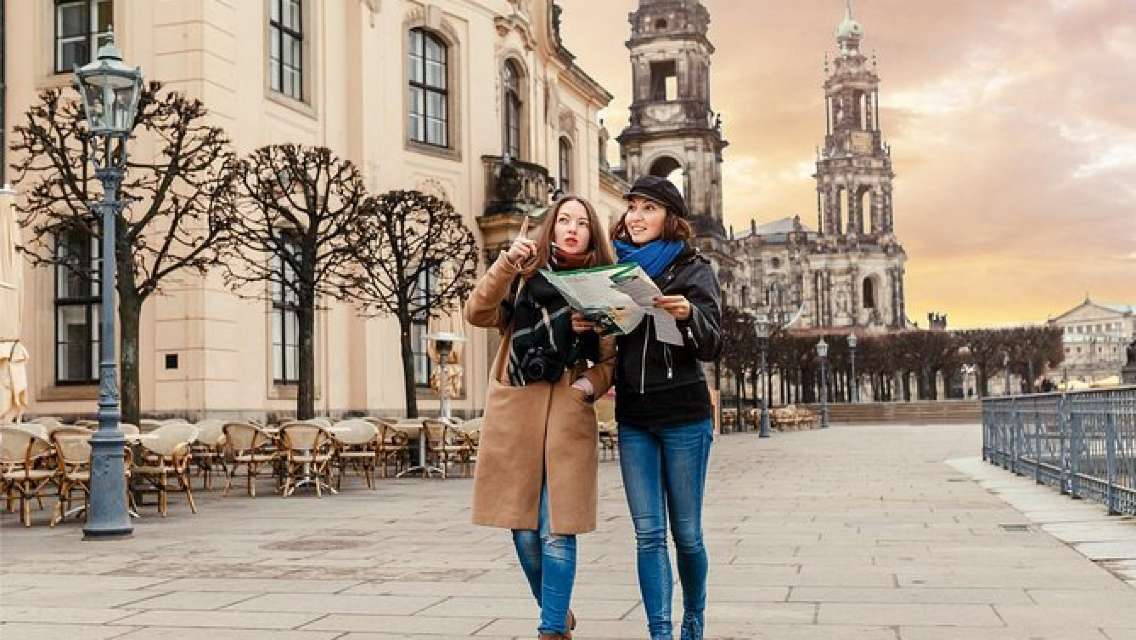 Kick-off - city tour of Dresden, arrival and orientation