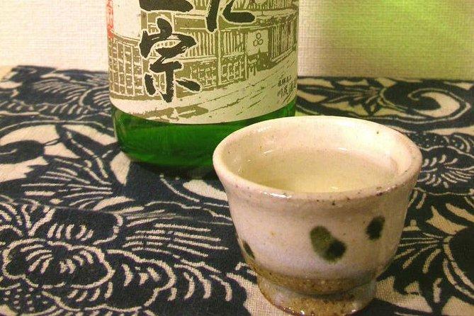 Sake Tasting Tour