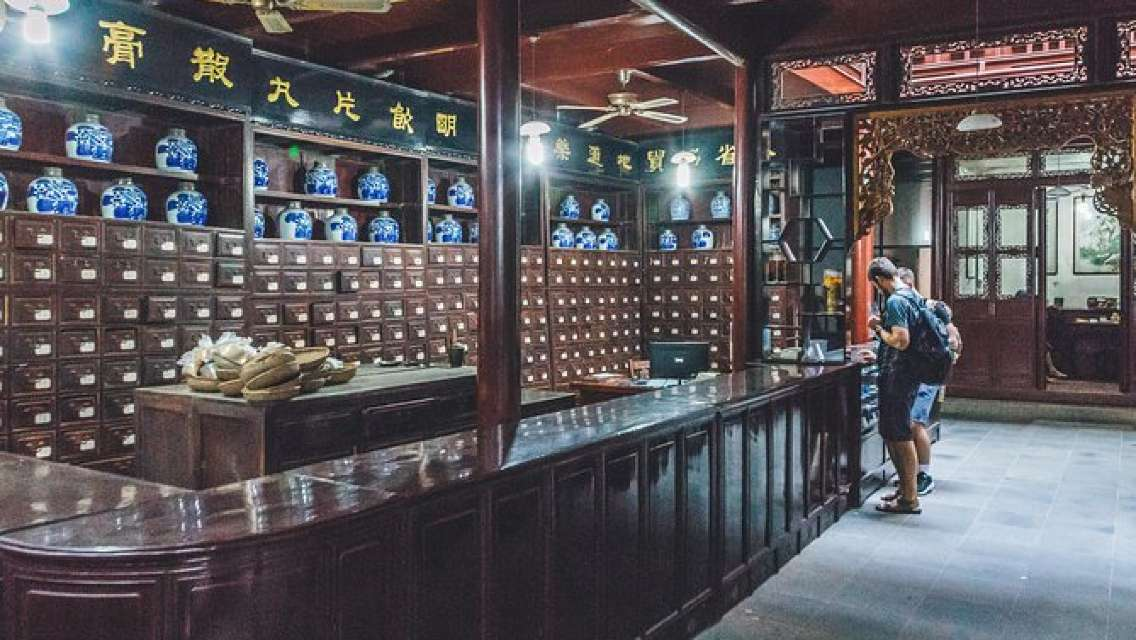3 Hours Chengdu Spices and Chinese Medicine Market Visit (Whole-sales market)