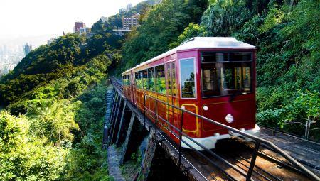 香港太平山頂纜車門票(可選凌霄閣摩天台428套票)