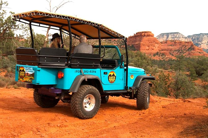 The Original Sedona Vortex Tour by Jeep