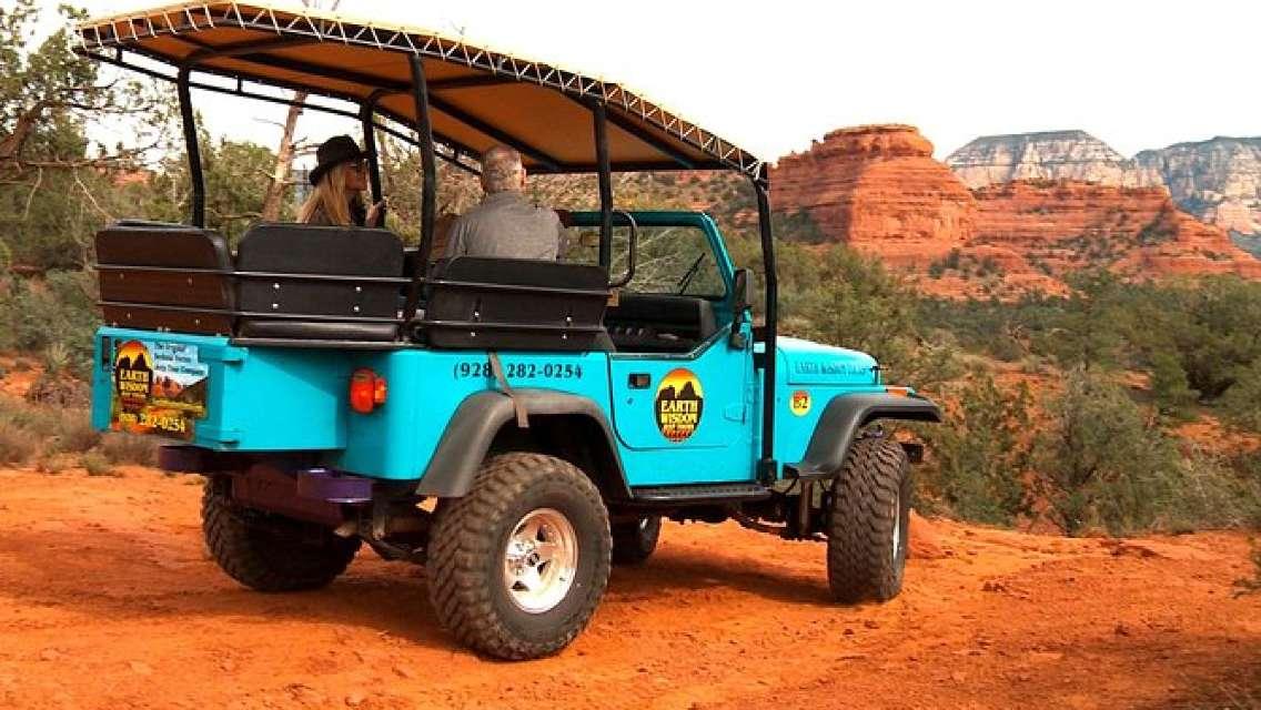 Private Sedona Vortex Tour by Jeep