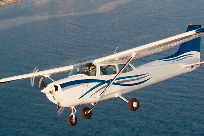 Cessna Aircraft Flying Experience | Private Guided Tour |