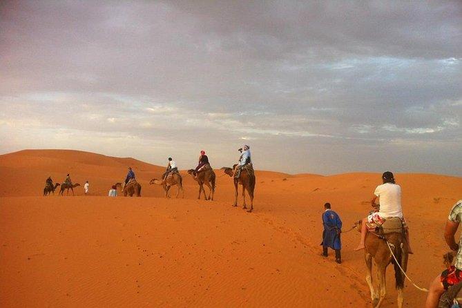 Merzouga Desert Tour 2 nights 3 days