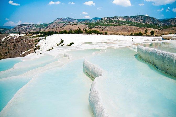 Pamukkale and Hierapolis