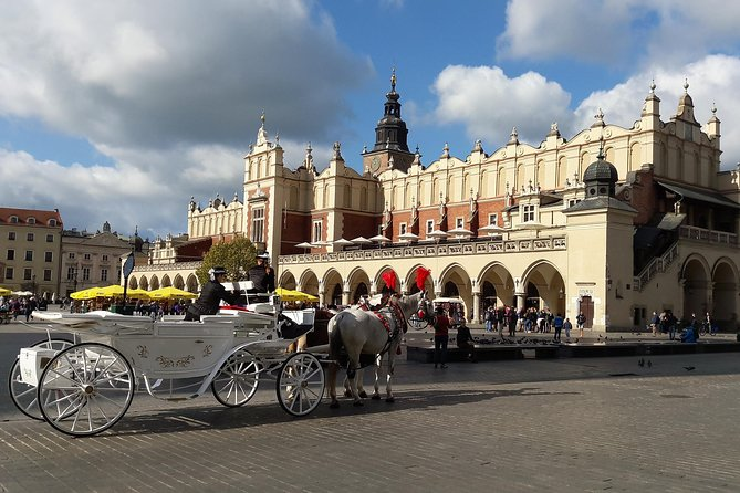 Krakow - Full Day Tour from Warsaw by private car