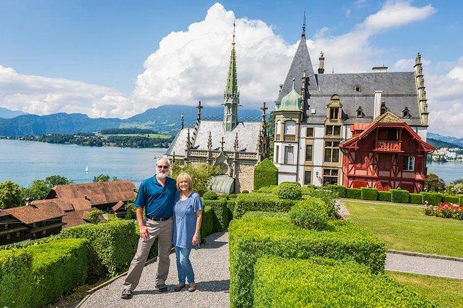 Lucerne Castles & Villages Private Tour